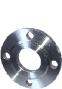 Фланец стальной расточенный 40 под втулку ПЭ (ПНД) ру 10